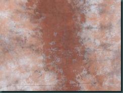 Starting fabric - brown gradation