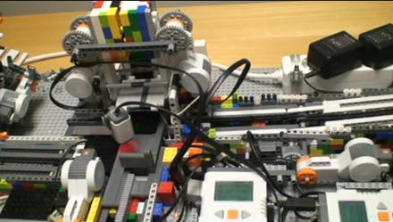 Chalmers functional lego factory major geeks nerd