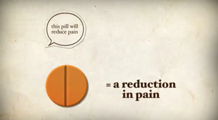 Explanation placebo effect