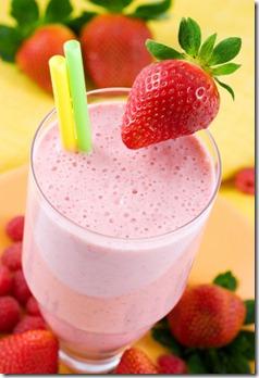 Strawberry _Milkshake