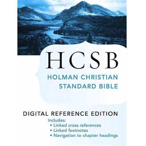書籍必備App|HCSB Digital Reference Edition LOGO-綠色工廠好玩App
