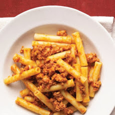 Emeril's Turkey Bolognese