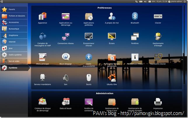 ubuntu pour Netbook11