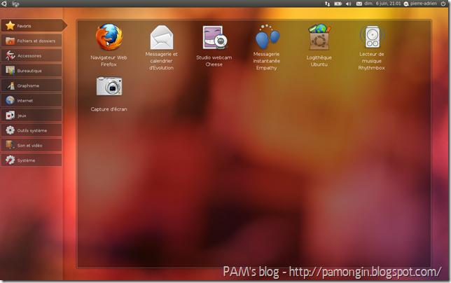 ubuntu pour Netbook2
