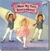 I wear my tutu