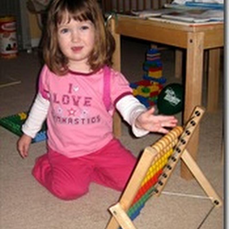 The Math Box: Math Games and An Abacus