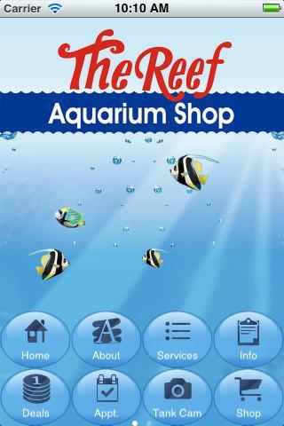 The Reef Aquarium Shop