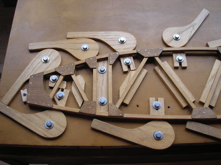 Cool clamps and fixture for all of those pieces