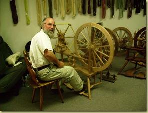 Spinning Wyatt Wheel Myles Jakubowski