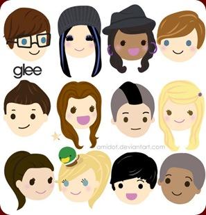 Glee Fanart