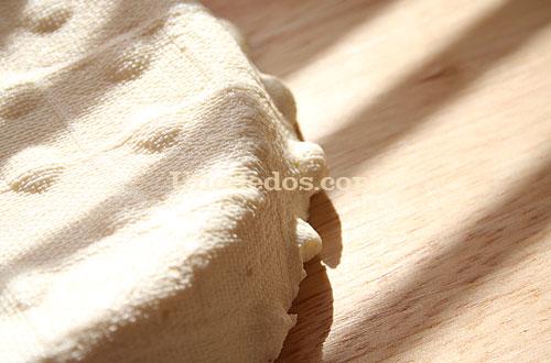 Queso de nata y nueces