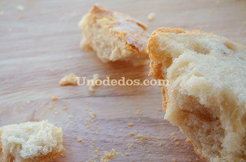Pan artesano. Receta básica de pan