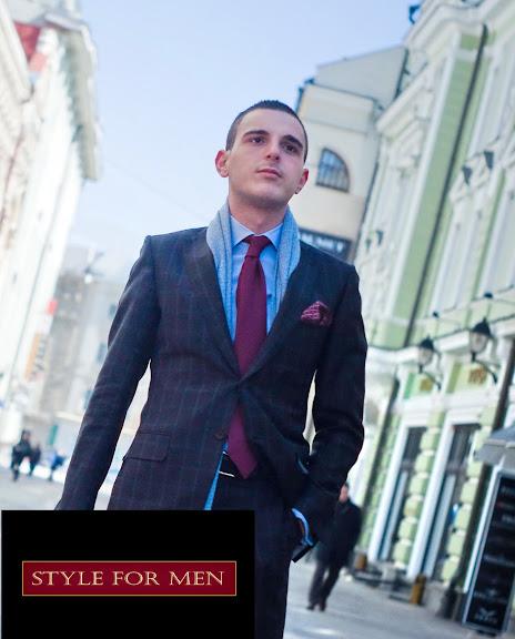 VIP мастер-класс от Style for Men.  13 февраля.