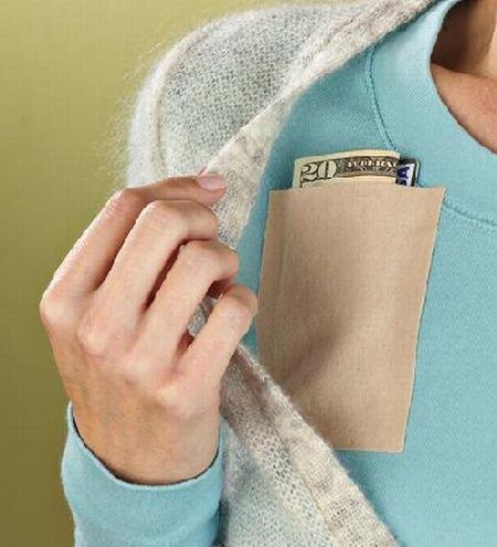 どこでもポケット(Instant Pocket) + monogocoro