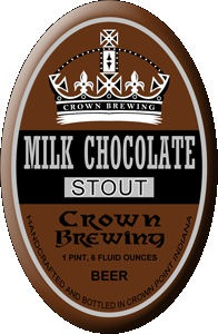CrownMilkChocolateStout