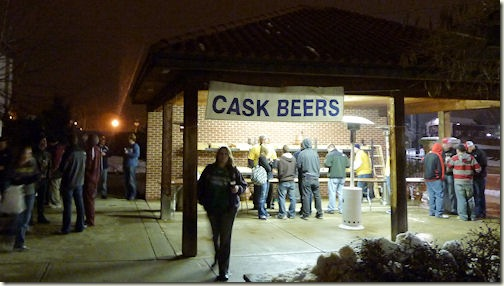WF2011-CaskBeers
