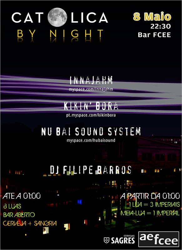 By Night 8 May Ultimate