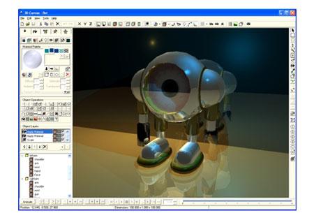 Programas gratis para crear dise os 3d for Programas de diseno 3d gratis en espanol