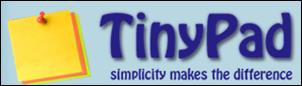 TinyPad Logo
