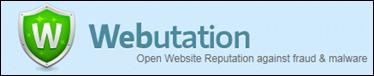 Webutation.net logo
