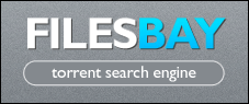 FilesBay Torrent Search Logo