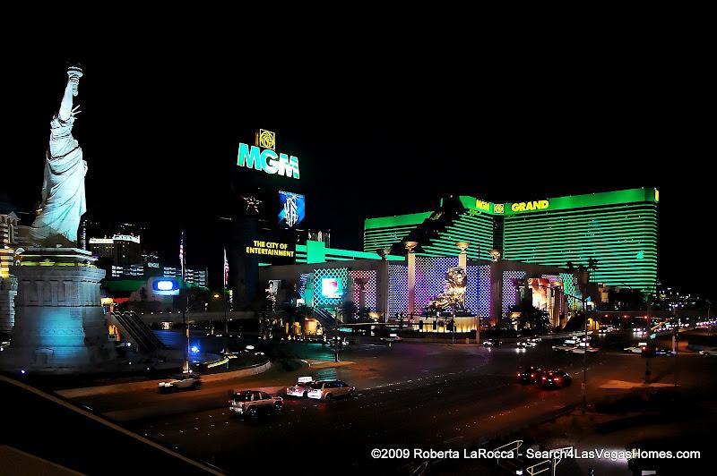 MGM Grand Hotel Las Vegas, NV