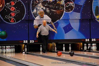 7 - 10 Split with 'Obstacle' Trick Bowling - Bowlfest Las Vegas