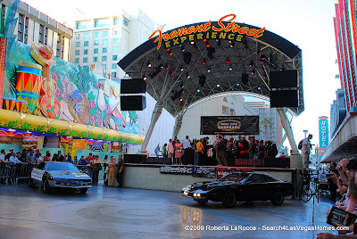 Original Knight Rider Kitt Cars Las Vegas Knight Rider Festival