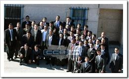 Apóstol de Jesucristo Dr. Samuel Joaquín Flores y el grupo Jérico de San Diego