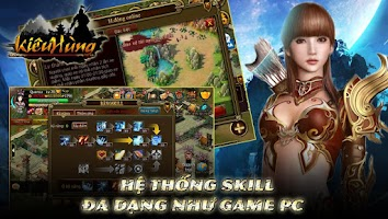 Screenshot of Kiêu Hùng Sohagame (Kieu Hung)