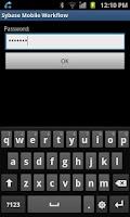 Screenshot of Sybase Data Provider 2.1.1