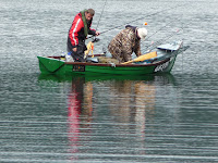 Fishing on the lake (Grasmere, United Kingdom) Photo