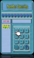 Screenshot of Number Guessing, IQ Testing