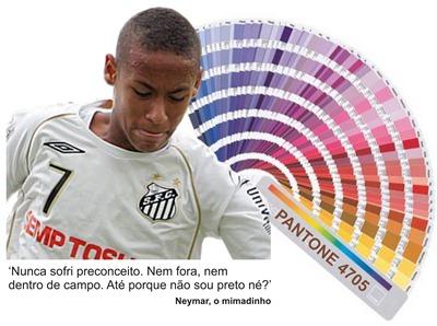 Neymar Pantone