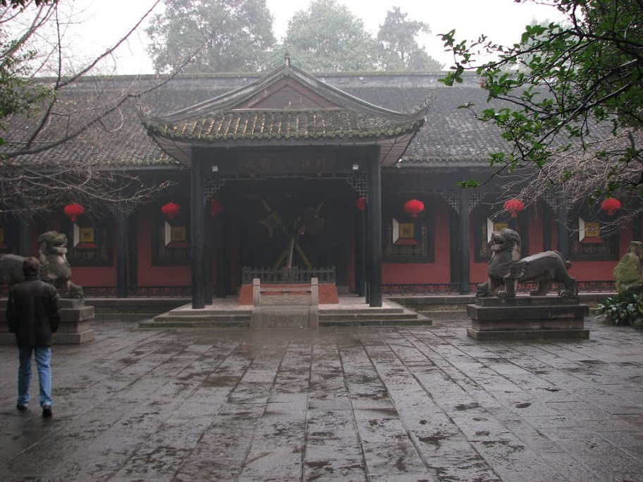 Temple.