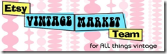etsy vintage market