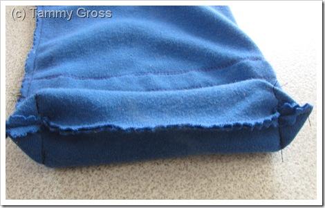 Tamdoll Drawstring Bag Sewing Tutorial 5