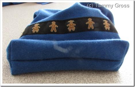 Tamdoll Drawstring Bag Sewing Tutorial 7