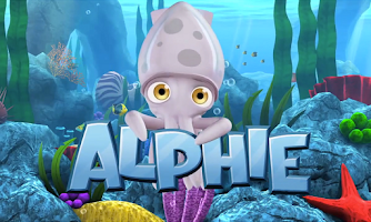 Screenshot of Alphie the Squid