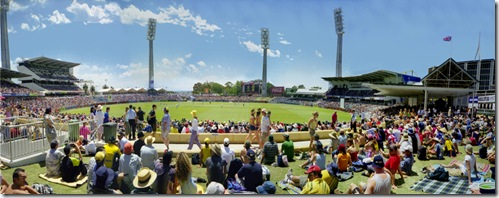 Australia v England at Perth on Flickr