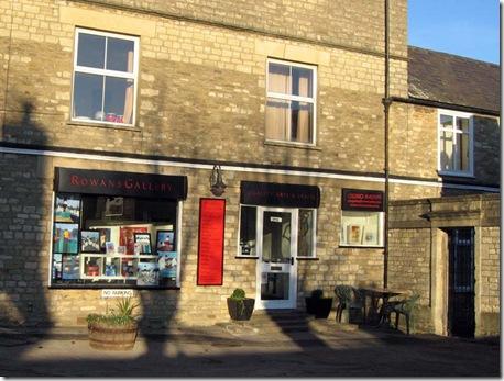 Rowans Gallery Brackley Northamptonshire