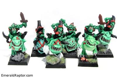 WHFB - Squig hoppers Hører til bloggpost http://emeraldraptor.com/?p=2163