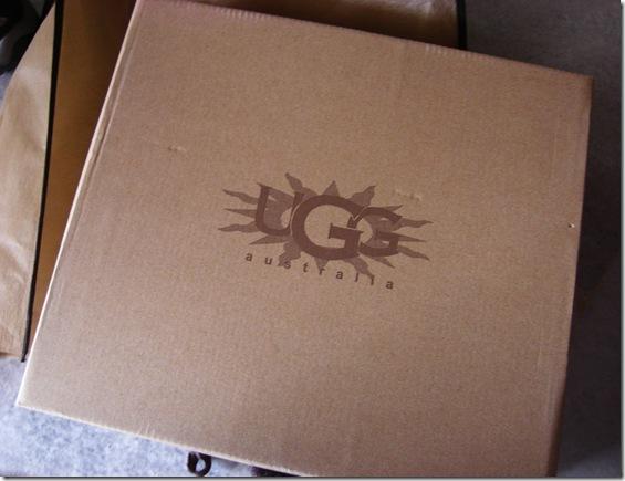 ugg box