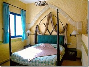chambre à la tunsienne