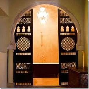 décoration tunisienne