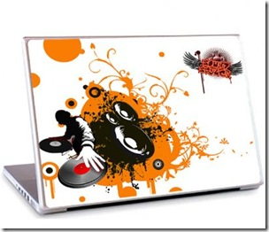 pc portable dj