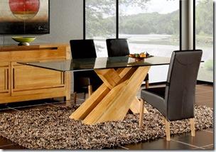 meuble style contemporain
