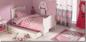Fabulous Dco Chambre De Fille Hello Kitty With Chambre Fille Hello Kitty