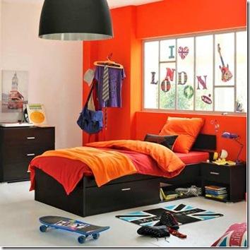 chambre style pop