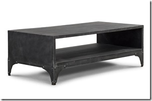 table basse - style industriel - MyFab